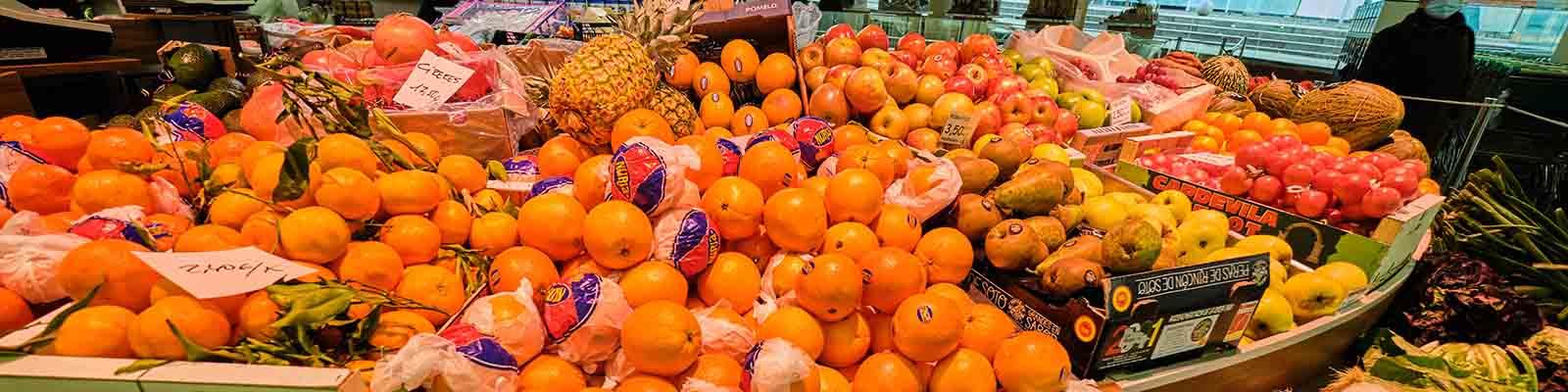 FRUITES I VERDURES VILA BORRULL