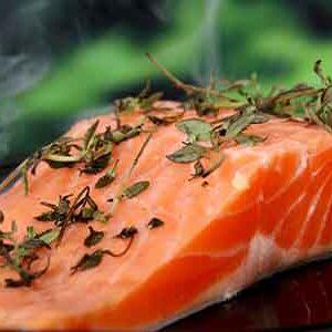 salmon -ahumado