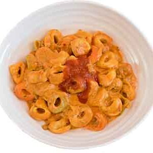 tortellini-boloñesa